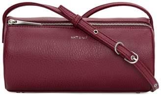 Matt & Nat Dwell Barrel PVC Crossbody Bag