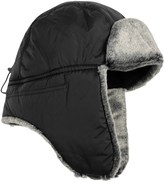 Auclair Taslan Aviator Hat - Faux-Fur Lining (For Men and Women)