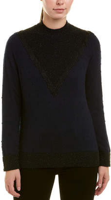 Haute Hippie Lucky Stars Wool-Blend Pullover