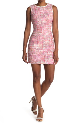 Betsey Johnson Tweed Mini Dress