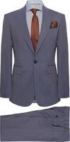 Slim Fit Wool James Suit