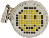 Anya Hindmarch Coin Purse Pixel Smiley