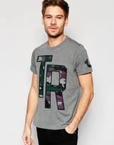 True Religion Camo Logo T-Shirt