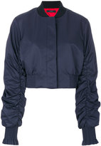 Ellery cropped bomber jacket - women - Cotton/Polyester - 8