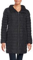 Bench Succinct Zip-Front Puffer Coat