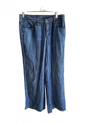 Kenneth Cole Blue Denim - Jeans Trousers for Women