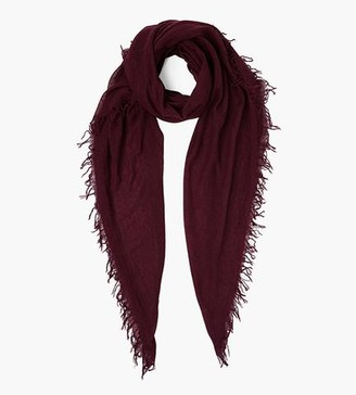 Chan Luu Fig Cashmere And Silk Scarf