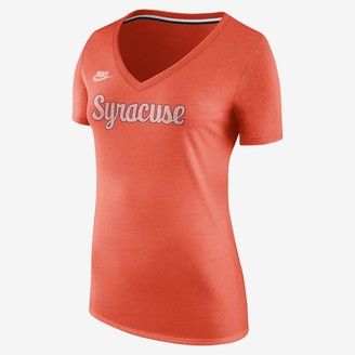 Nike Women's V-Neck T-Shirt College (Syracuse)