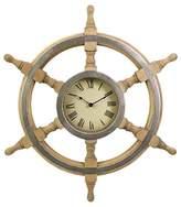 "Aurora Traditional Decorative Clock (26 X 26 X 2"")"