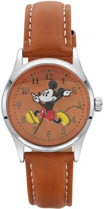Disney Original Running Mickey 34mm Tan