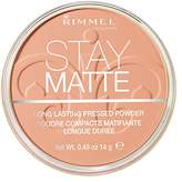 Rimmel Stay Matte Pressed Powder,0.49 Ounce