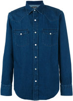Tom Ford snap button shirt - men - Cotton - 40