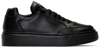 Prada Black Mountain Sneakers