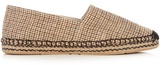 Etoile Isabel Marant Canaee checked canvas espadrilles