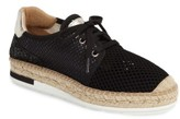 Bettye Muller Women's Newport Mesh Espadrille Sneaker