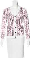 Opening Ceremony Patterned Knit Cardigan