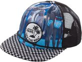 Vans Men's Off The Wall Hank Foto Snapback Hat Cap