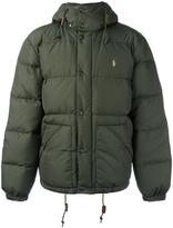 Polo Ralph Lauren classic padded jacket