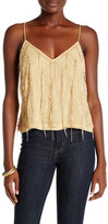 Free People Gatsby Crossover Back Tank
