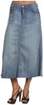 !iT Denim - Midi Skirt in Laid Back (Laid Back) - Apparel