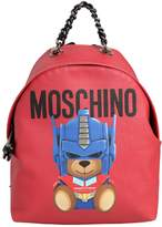 Moschino Small Teddy Transformer Backpack