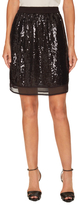 Sienna Sequin Mini Skirt