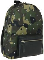 Alexander McQueen Pocket Backpack