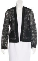 Chanel Spring 2016 Open Knit Cardigan w/ Tags
