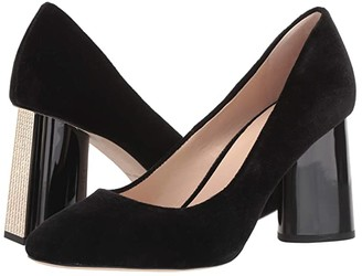 Kate Spade Sybil (Black Velvet) Women's Shoes