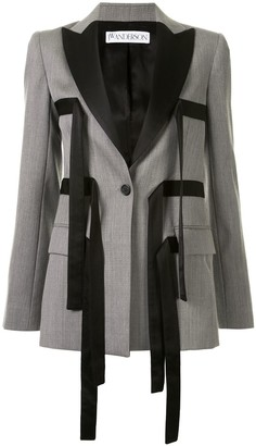 J.W.Anderson Straps Tailored Jacket
