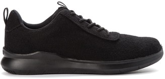 Propet Men's Lace-Up Wool-Blend Oxford Sneakers- Vance