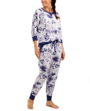 Jenni Twinning Super Soft Pajama Set, Created for Macy's