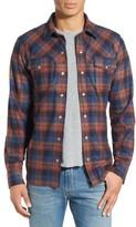 Ibex Men's 'Taos' Plaid Wool Blend Sport Shirt