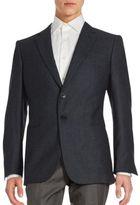 Giorgio Armani Woven Texture Sportcoat