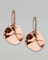 Ippolita Wavy Disc Earrings