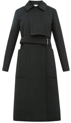 Sportmax Liegi Coat - Womens - Dark Green
