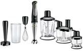 Braun MultiQuick 9 Hand Blender, Masher, Chopper, Food Processor & Jug Blender