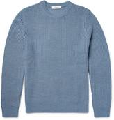 Sandro - Ribbed Merino Wool-blend Sweater