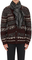 Barneys New York Men's Wool-Blend Scarf