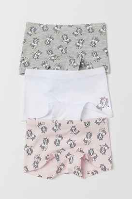 H&M 3-Pack Boxer Briefs