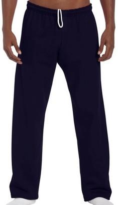 Gildan Men's and Big Men's Heavy Blend Open Bottom Pocketed Fleece Sweatpants, up to Size 2XL