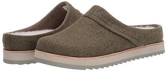 Merrell Juno Clog Wool (Olive) Women's Shoes