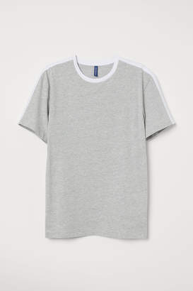 H&M T-shirt with panels