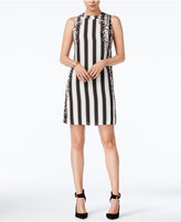 Bar III Striped Shift Dress, Only at Macy's
