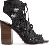 Aldo Alicya leather heeled sandals