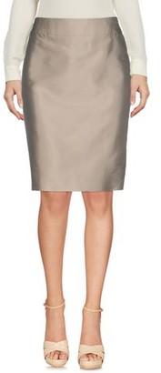 Armani Collezioni Knee length skirt