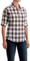 Tall Pines Woolrich Tall Pine Pucker Convertible Shirt - Long Sleeve (For Women)