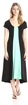 Only Hearts Women's Picnic Club Long Raglan T Dress