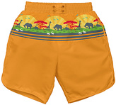 I Play Orange Safari Swim Diaper Trunks - Infant