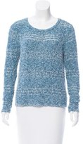 Rag & Bone Bouclé Crew Neck Sweater